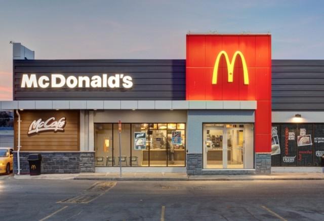 ������������� ������� �������� McDonalds