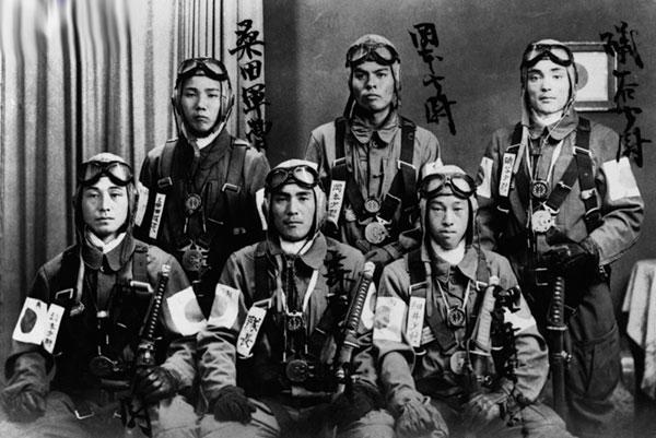 Японские воины камикадзе, какими они были?