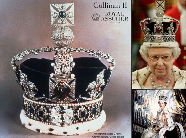 О Короне Британской империи