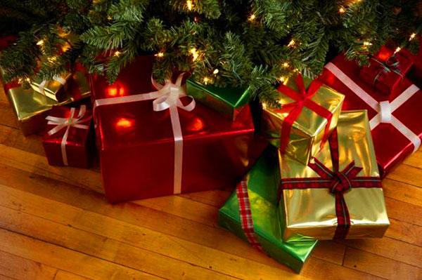 Традиционные новогодние подарки