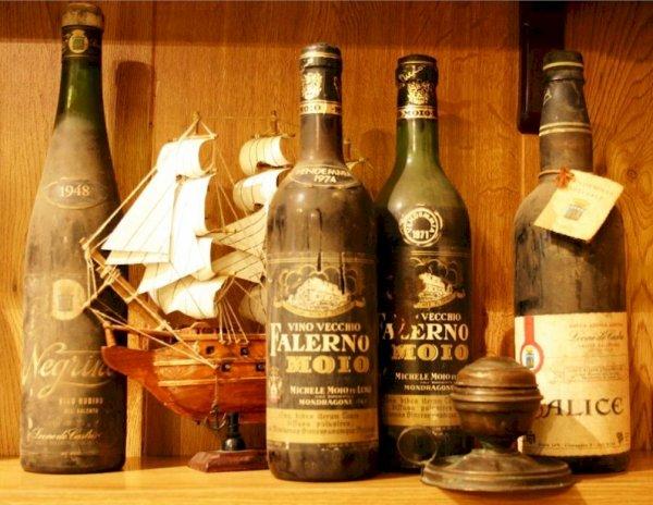 Какое вино самое древнее?