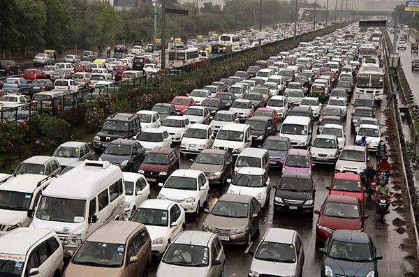 Интересные факты об автомобильных пробках