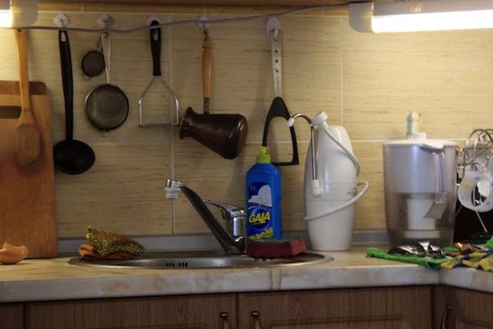 Самое чистое место в доме - сиденье унитаза