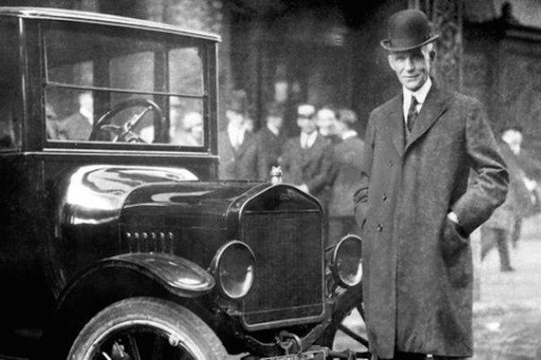 Как Генри Форд платил работникам, которые отдыхали?