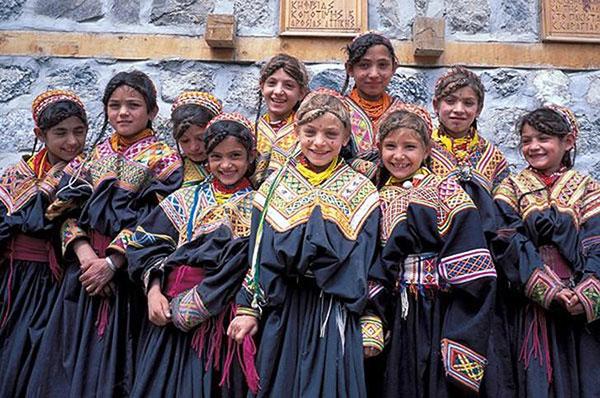 Племя Хинза – индийская загадка для учёных со всего света