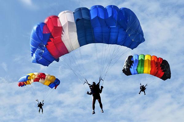 Интересные факты про парашют