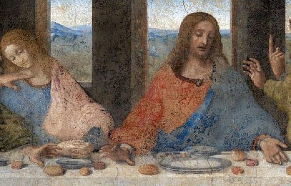 Ребусы и загадки Леонардо да Винчи — «Тайная вечеря» и секреты, которые она скрывает