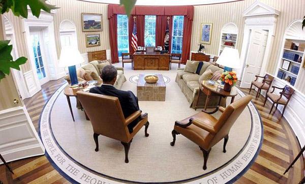 Секреты Белого дома США