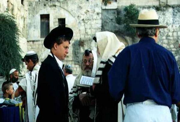 Еврейские обряды и традиции