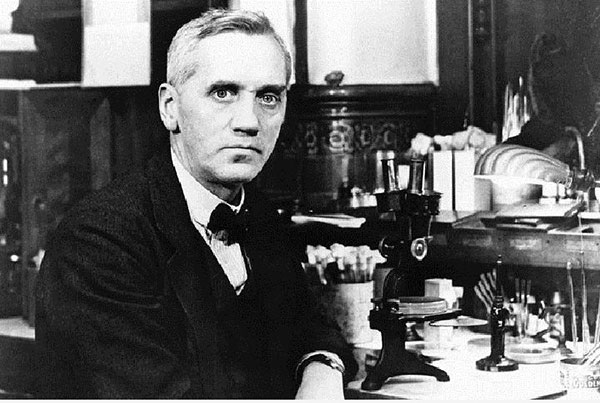 Александр Флеминг и его открытие пенициллина