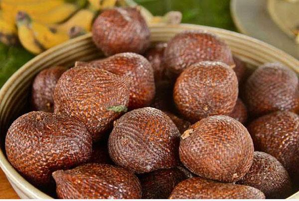 О необычном фрукте — салаке