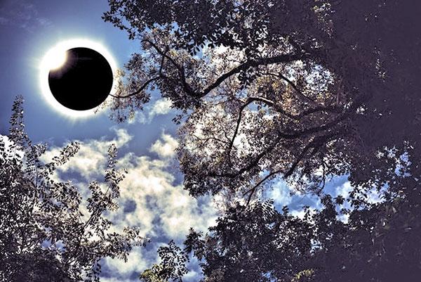 20 фактов, которые вам стоит узнать о полном солнечном затмении 21 августа 2017