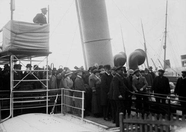 Что случилось с выжившими пассажирами после того, как Титаник пошёл ко дну: ФОТО