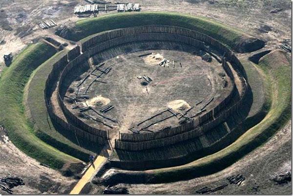 Гозекский круг: древнейшая обсерватория