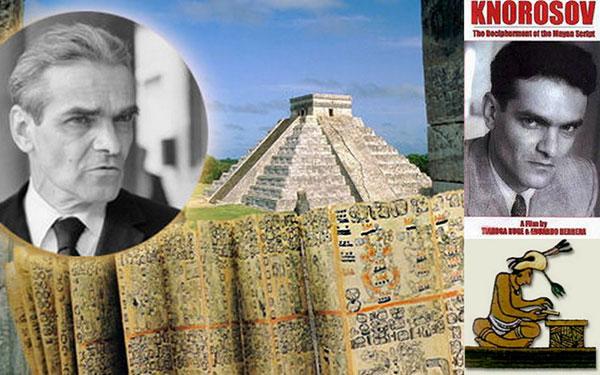 Русский дешифровщик разгадывает секреты индейцев майя