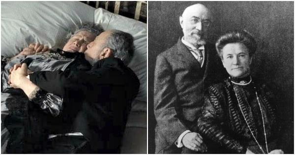 Настоящая история любви, которая была на Титанике