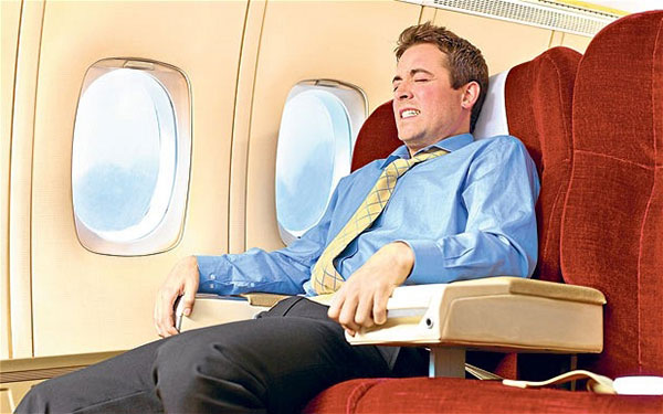 Самолет: как перестать его бояться