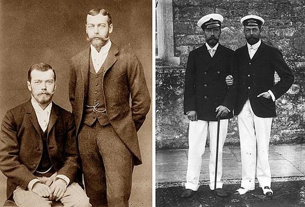 Как король Англии отказался спасти семью Николая II