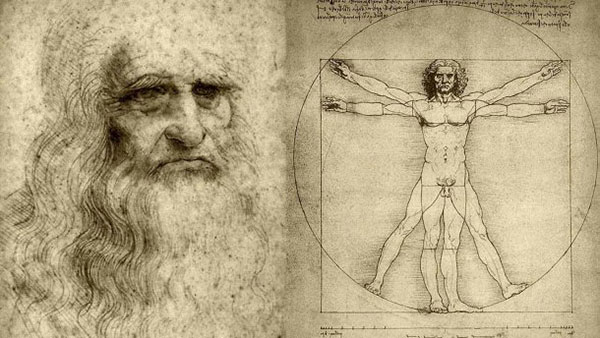 Леонардо да Винчи - гений эпохи Возрождения