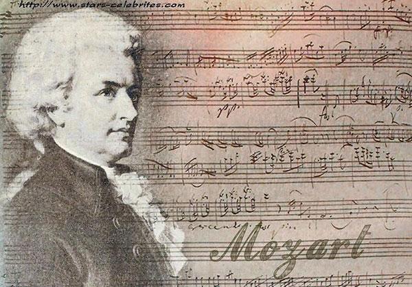 Удивительные свойства произведений Моцарта