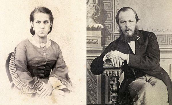 Жена Достоевского