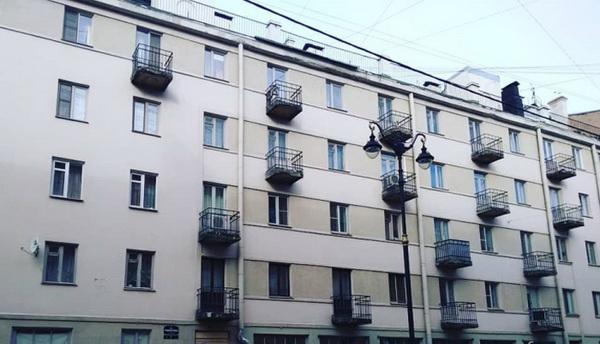 История дома-коммуны для советских литераторов