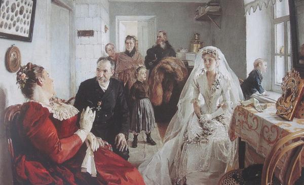 Критерии выбора невесты на Руси 300 лет назад