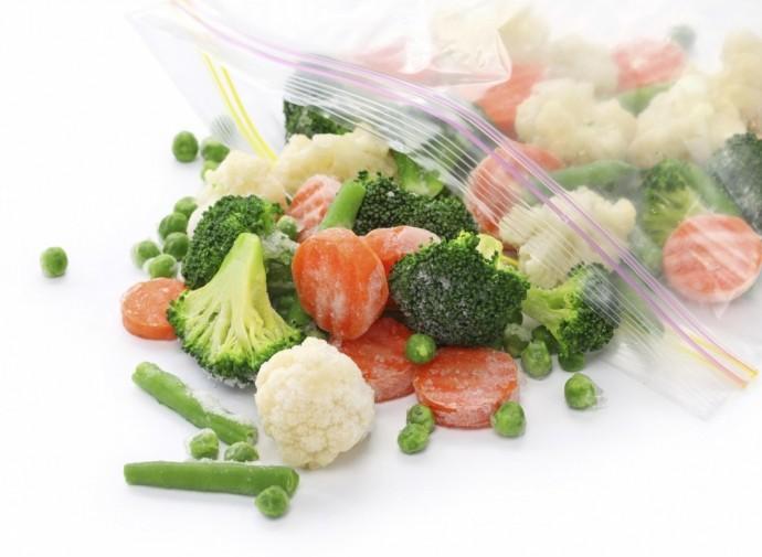 Замороженные фрукты и овощи иногда полезнее свежих 0