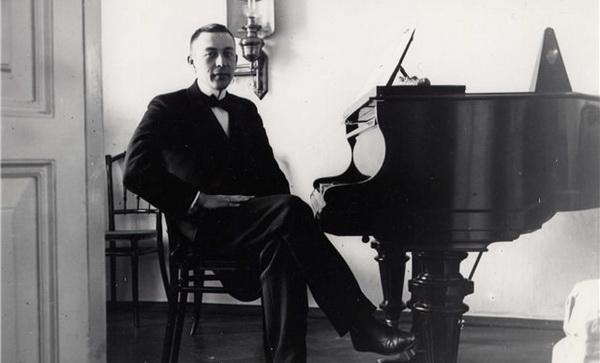Сергей Рахманинов. Странствующий музыкант