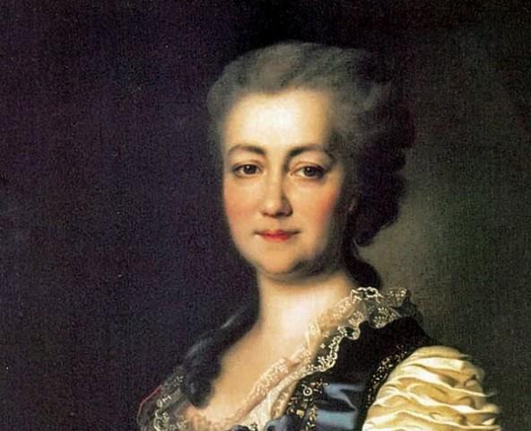 Екатерина Романовна Дашкова. Вторая Екатерина