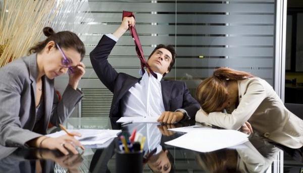 Почему восьмичасовой рабочий день неэффективен